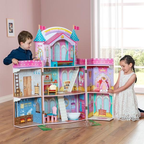 Castle Doll House Dollhouses Uk