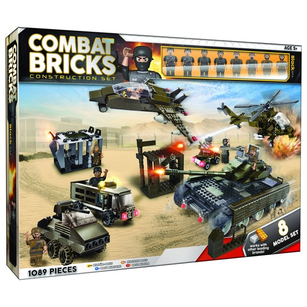 Combat Bricks Military Assault