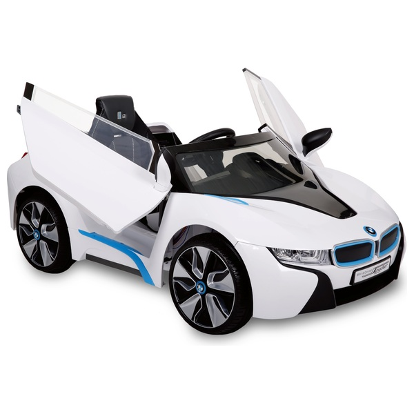 Bmw I8 12v Electric Ride On Electric Ride Ons Ireland