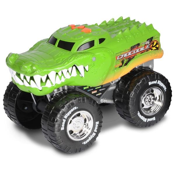 Road Ripper Wheelie Monster Crocodile