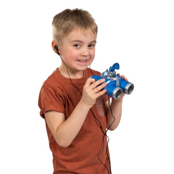 Sonic Binoculars