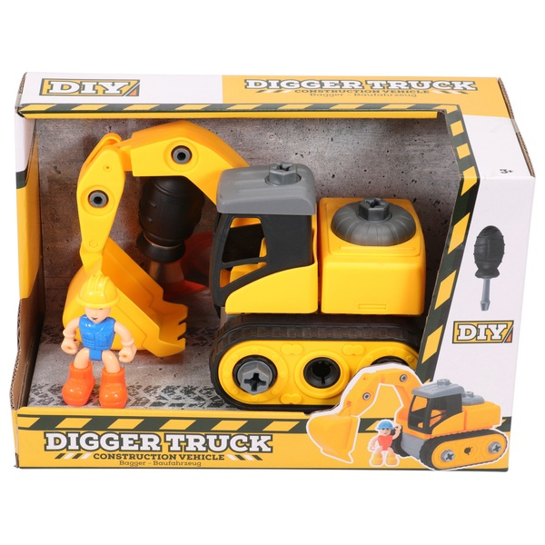 DIY Excavator