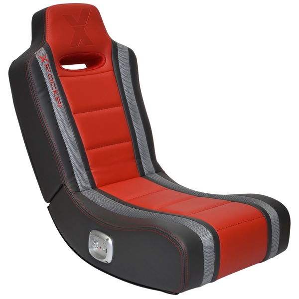 X Rocker GTR Floor Rocker Junior Gaming Chair