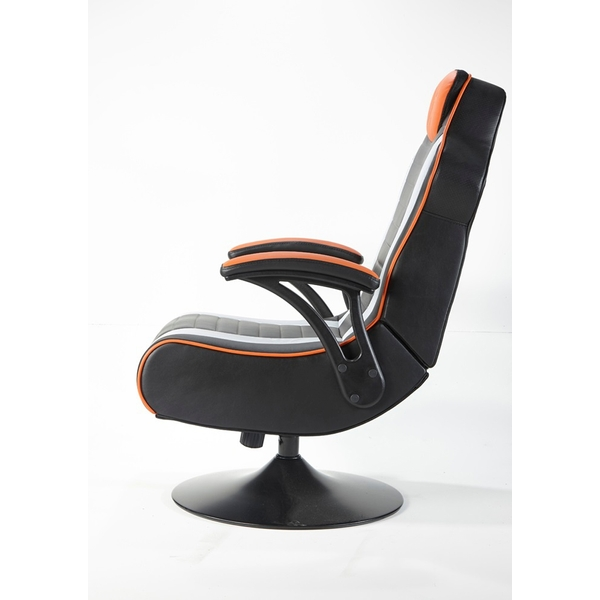 X Rocker Firestorm 2.1 Pedestal Gaming Chair  sc 1 st  Smyths Toys & X Rocker Firestorm 2.1 Pedestal Gaming Chair - Gaming Chairs UK