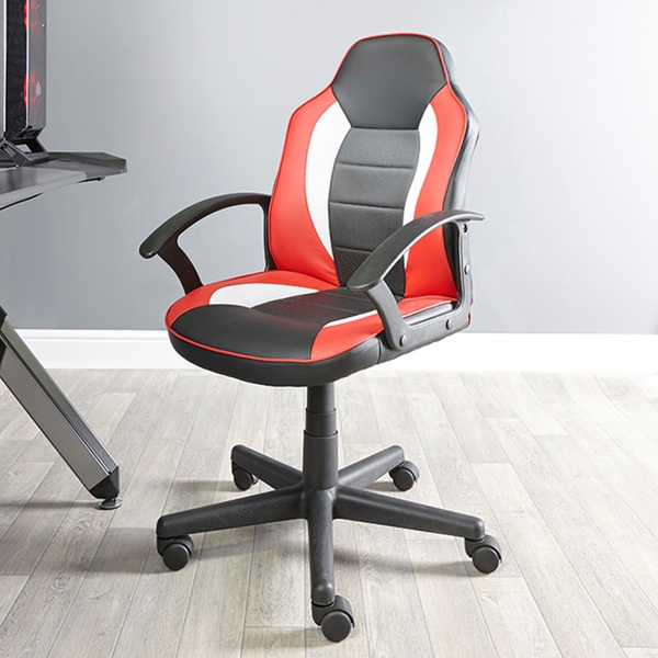 Admirable X Rocker Mercury Office Gaming Chair Only Available At Smyths Toys Superstores Uwap Interior Chair Design Uwaporg