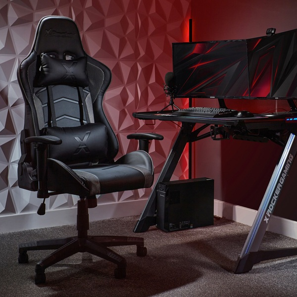 X Rocker Strike Office Gaming Chair