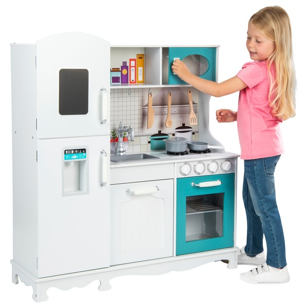 Little Chef Deluxe Wooden Kitchen