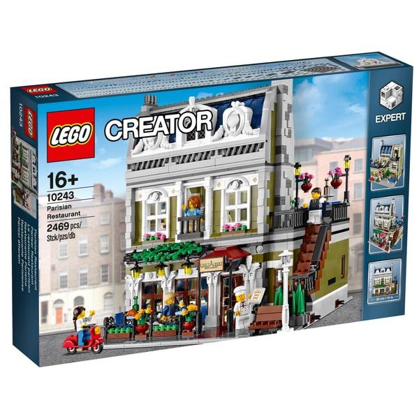 LEGO 10243 Creator Expert Parisian Restaurant