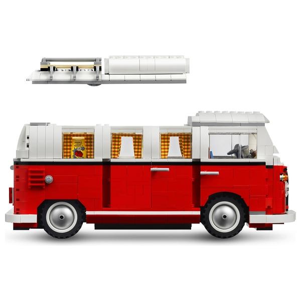 volkswagen trailer for br kavels camper lego sculptures van boc