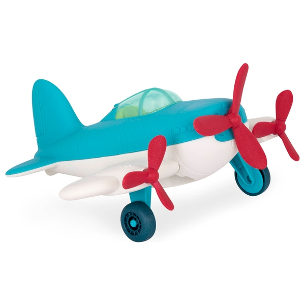 Wonder Wheels Plane