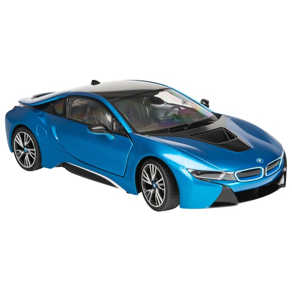 1:14 BMW i8 with USB charging cable