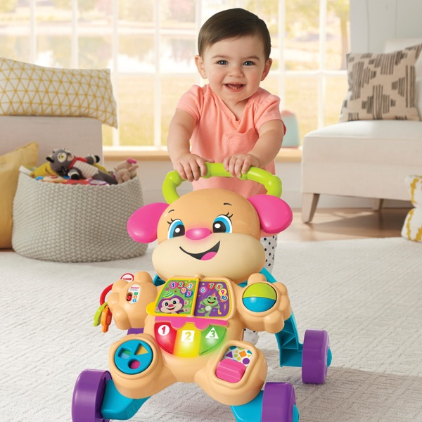 Fisher- Price Laugh and Learn Smart Stages Learn with Sis Walker