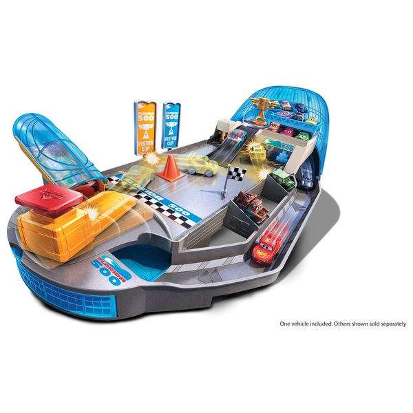 Disney Pixar Cars Mini Racers Pinball Playset Disney Cars Range Uk
