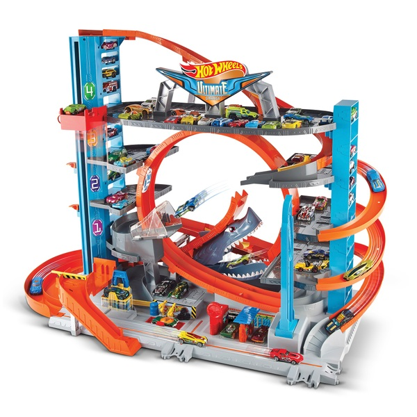 Hot Wheels City Ultimate Garage Hot Wheels Playsets Uk