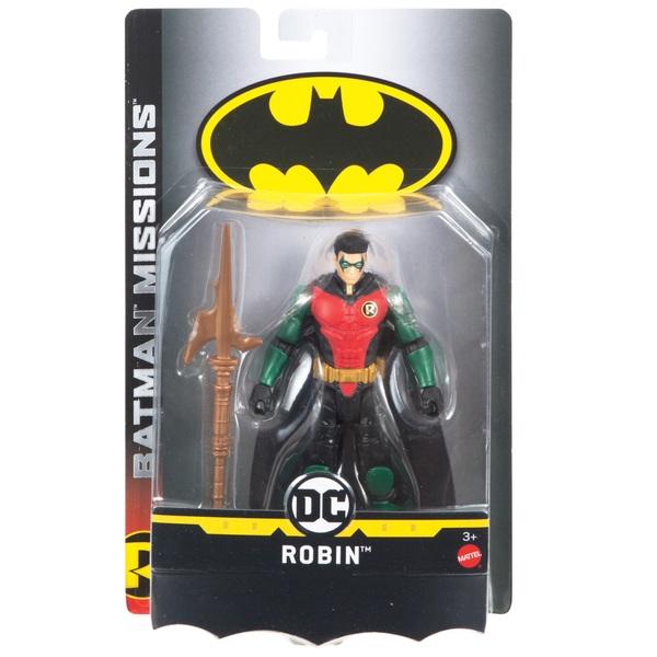 Batman Missions 15cm Robin Figure