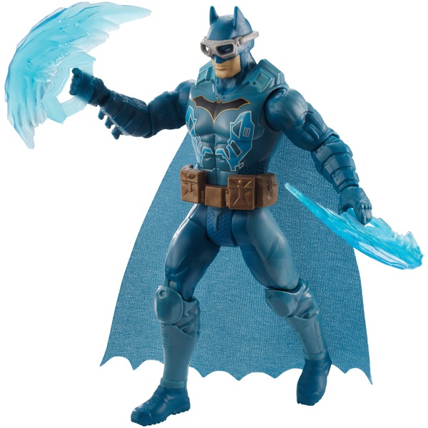 Batman Missions Sonar Suit Batman Action Figure