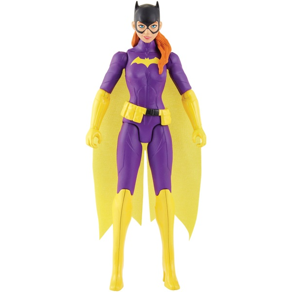 Batman Missions: True-Moves Batgirl 30cm Figure