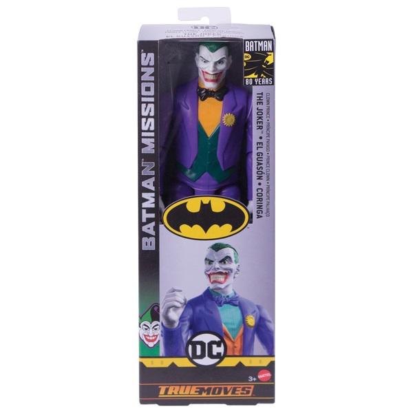 Batman Missions Crime Joker Figure