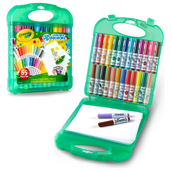 Crayola Pipsqueaks Marker Sketch and Colour Case