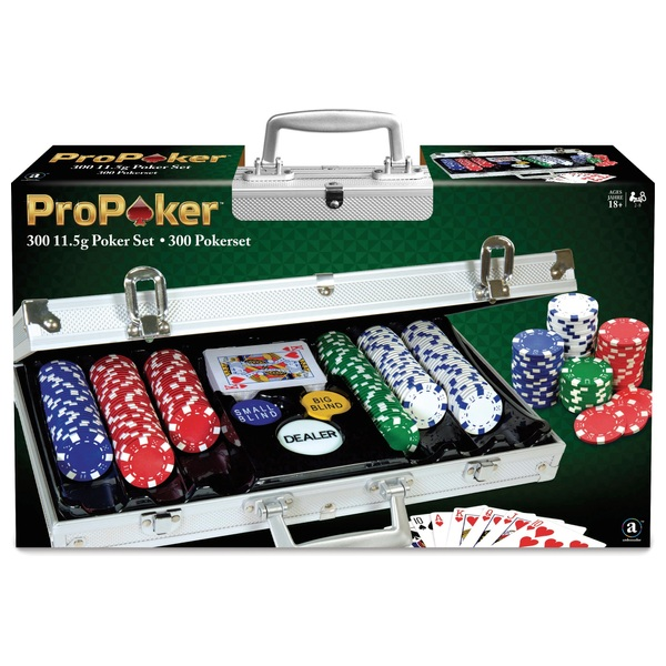 ProPoker 300 Piece Poker Set
