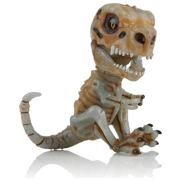 Untamed Bonehead Skeleton T-Rex by Fingerlings - Doom (Ash ...