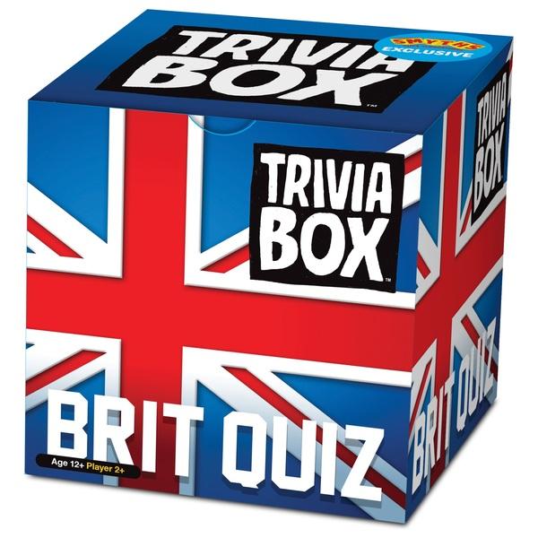 Trivia Box Brit Quiz