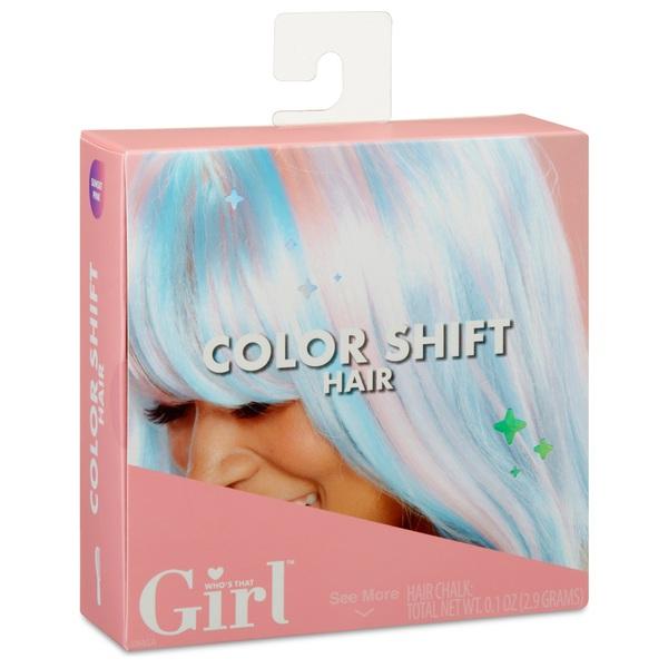 Who's That Girl Colour streak Hair- Sunset Pink