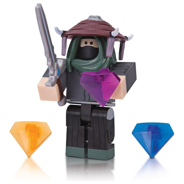 ROBLOX - Mad Games: Adam Core Figure - Series 4