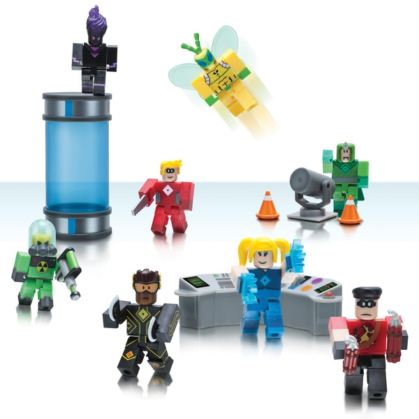 ROBLOX: Heroes of Robloxia Playset – Series 4
