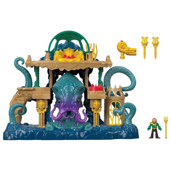 Imaginext  DC Super Friends Aquaman Playset