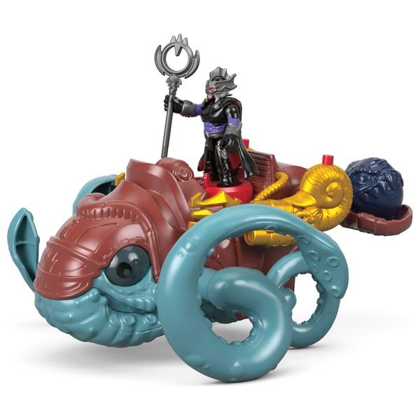 Imaginext  DC Super Friends Sea Creature & Ocean Master