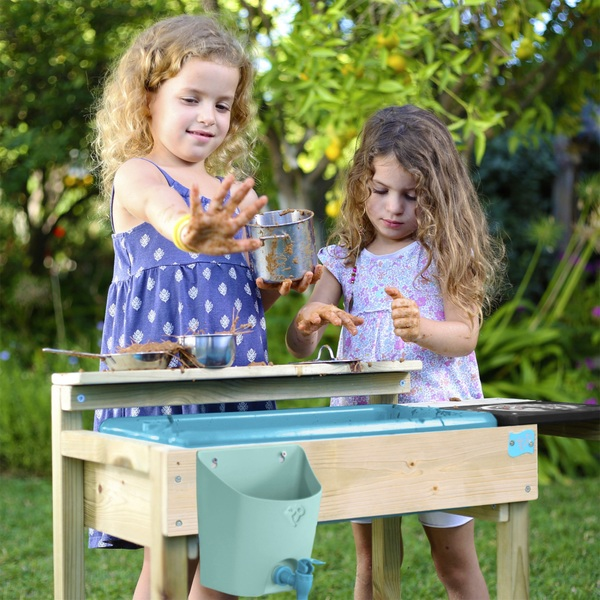 TP Pour & Play Wooden Mud Kitchen