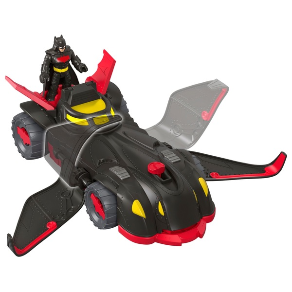 Imaginext DC Super Friends Ninja Armor Batmobile