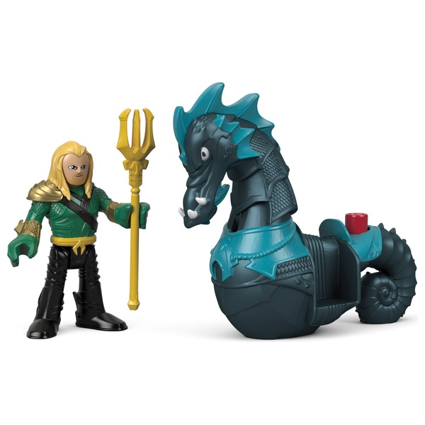 Imaginext  DC Super Friends Aquaman & Seahorse