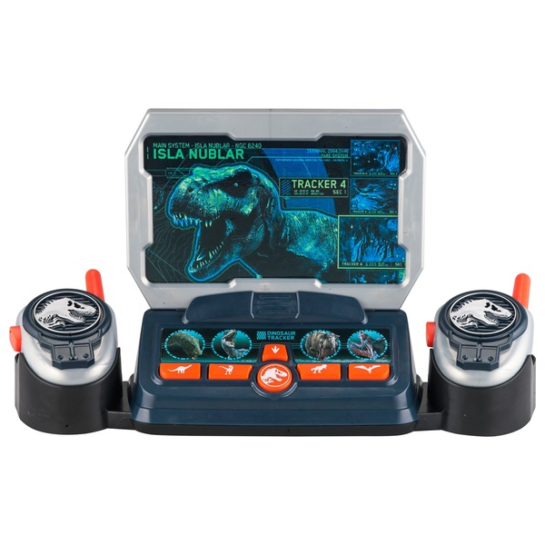 Jurassic World - Command Centre With Walkie Talkies
