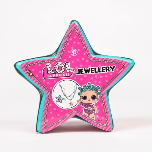 L.O.L. Surprise! Stars Jewellery Stationery Medium Assortment
