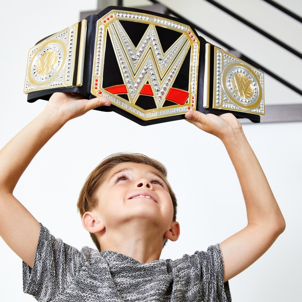 WWE Live Action Interactive WWE Championship