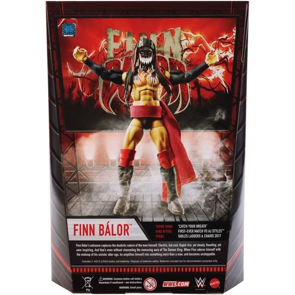 Wwe Entrance Greats Finn Balor Action Figure Wwe Basic Action