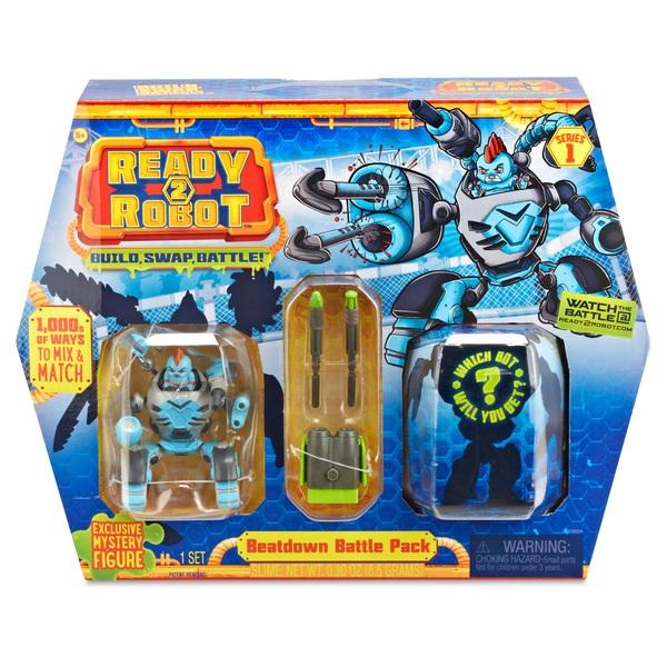 Ready2Robot Battle Track - Beat Down