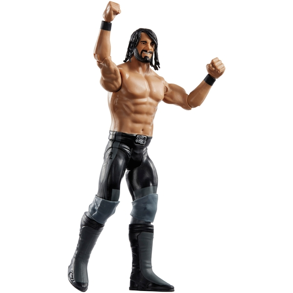 WWE Sound Slammers Seth Owens Action Figure