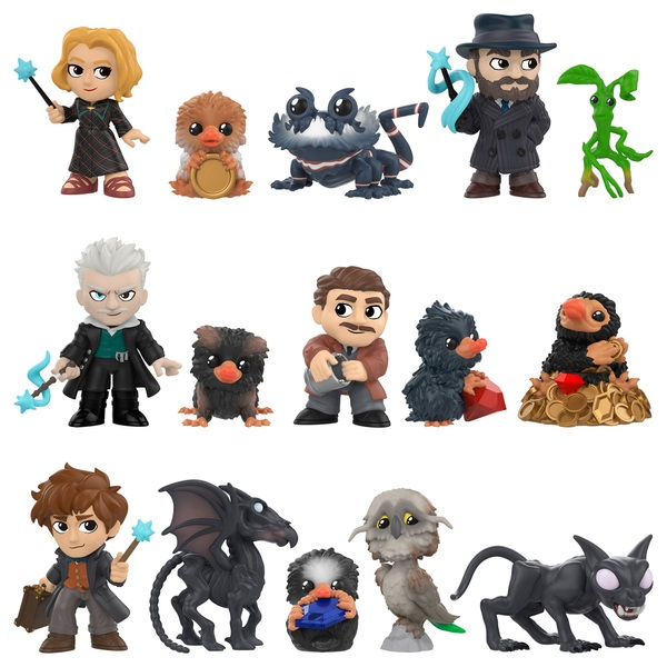 POP! Vinyl: Fantastic Beasts: The Cimes of Grindelwald Mystery Minis - Asso