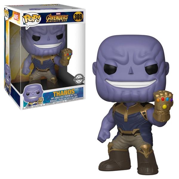 POP! Vinyl: Marvel Infinity Thanos