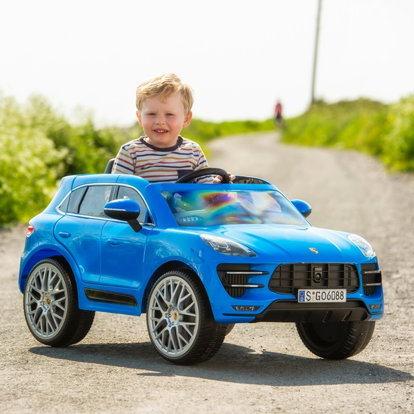 Rollplay Porsche Macan Turbo