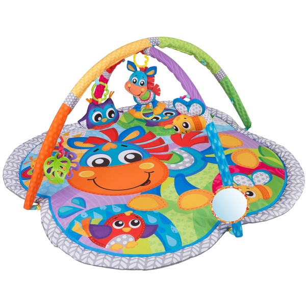 Playgro Clip Clop Activity Gym with Music