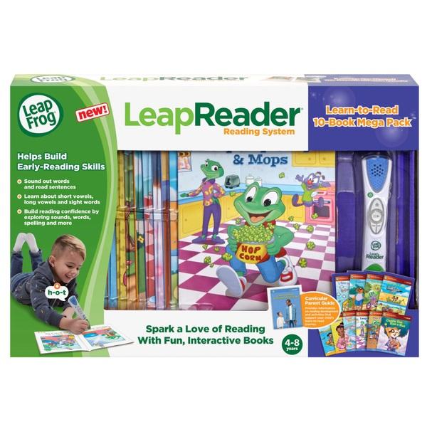 LeapFrog LeapReader Learn to Read Megapack