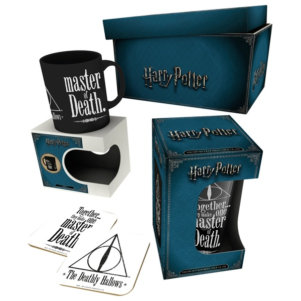Harry Potter Ly Hallows Gift Box Set