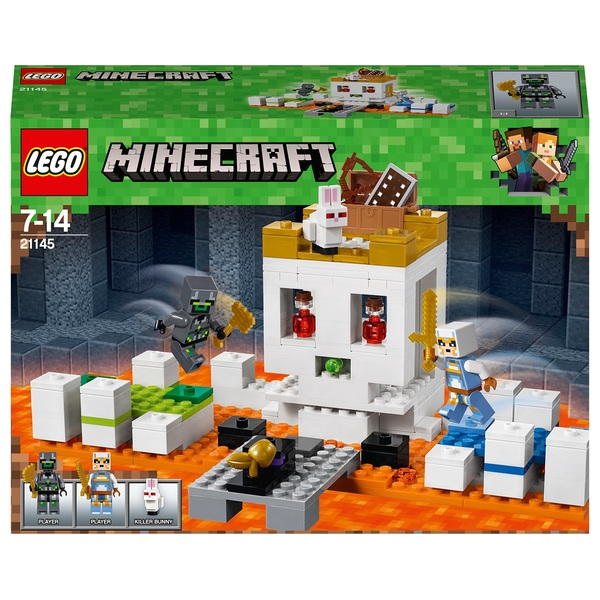 LEGO 21145 Minecraft The Skull Arena Building Set