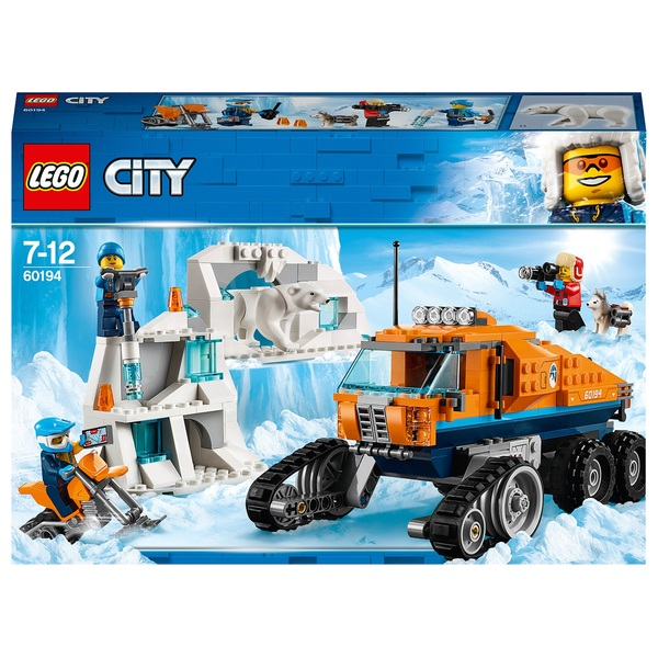 LEGO City - 60194 Arktis-Erkundungstruck