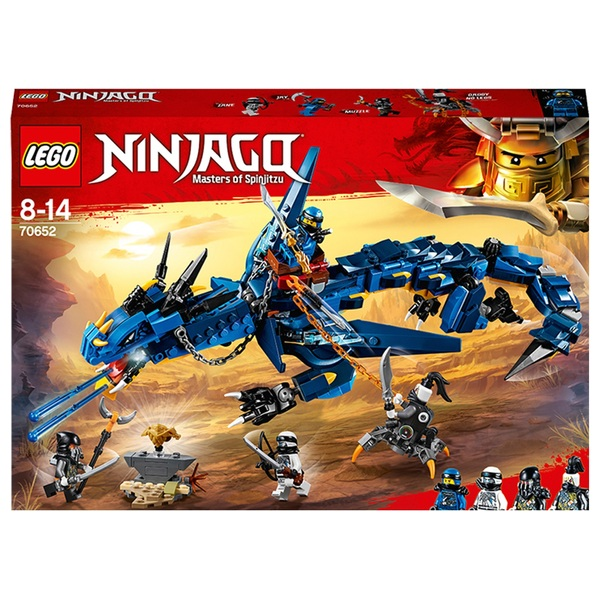 lego 70652 ninjago stormbringer action figure dragon toy lego