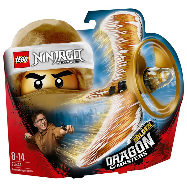 LEGO 70644 Ninjago Golden Dragon Master Flyer